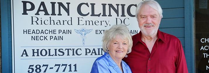 Chiropractor Kansas City MO Richard Emery and Dorothy Emery